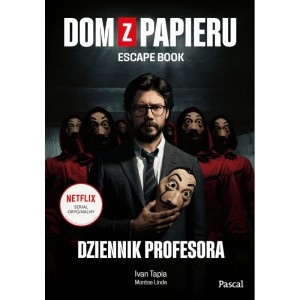 Dom Z Papieru. Escape Book