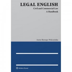 Legal English Civil And Commercial Law. A Handbook
